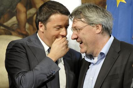 Jobs Act, Renzi contro Landini in politica dopo sconfitta con la Fiat