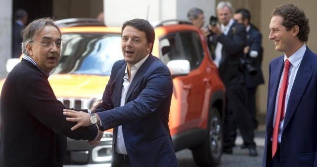 Matteo-Renzi-a-Mirafiori-industria-italiana-seconda-solo-alla-Germania