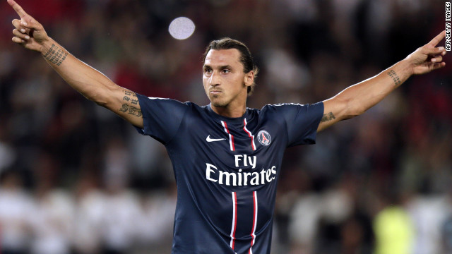 Zlatan Ibrahimovic il sogno di gennaio di parecchi club italiani, ma dovrà andrà il fuoriclasse svedese?