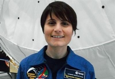 Samantha Cristoforetti ospite spaziale di Fabio Fazio