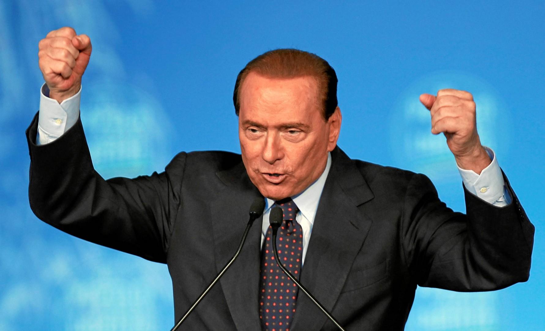 Emergenza Coronavirus, Silvio Berlusconi dona 10 milioni di euro , serviranno alla realizzazione di 400 posti letto in terapia intensiva