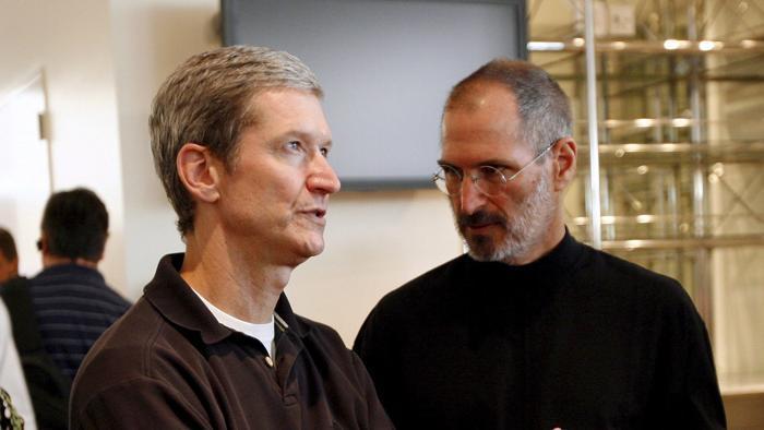 Steve Jobs disse di no al trapianto di fegato di Tim Cook