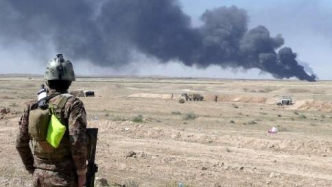 Tikrit, esercito iracheno sospende offensiva contro Isis