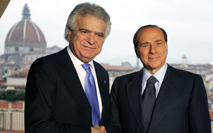 Berlusconi e Verdini si vedono ma rimane il gelo