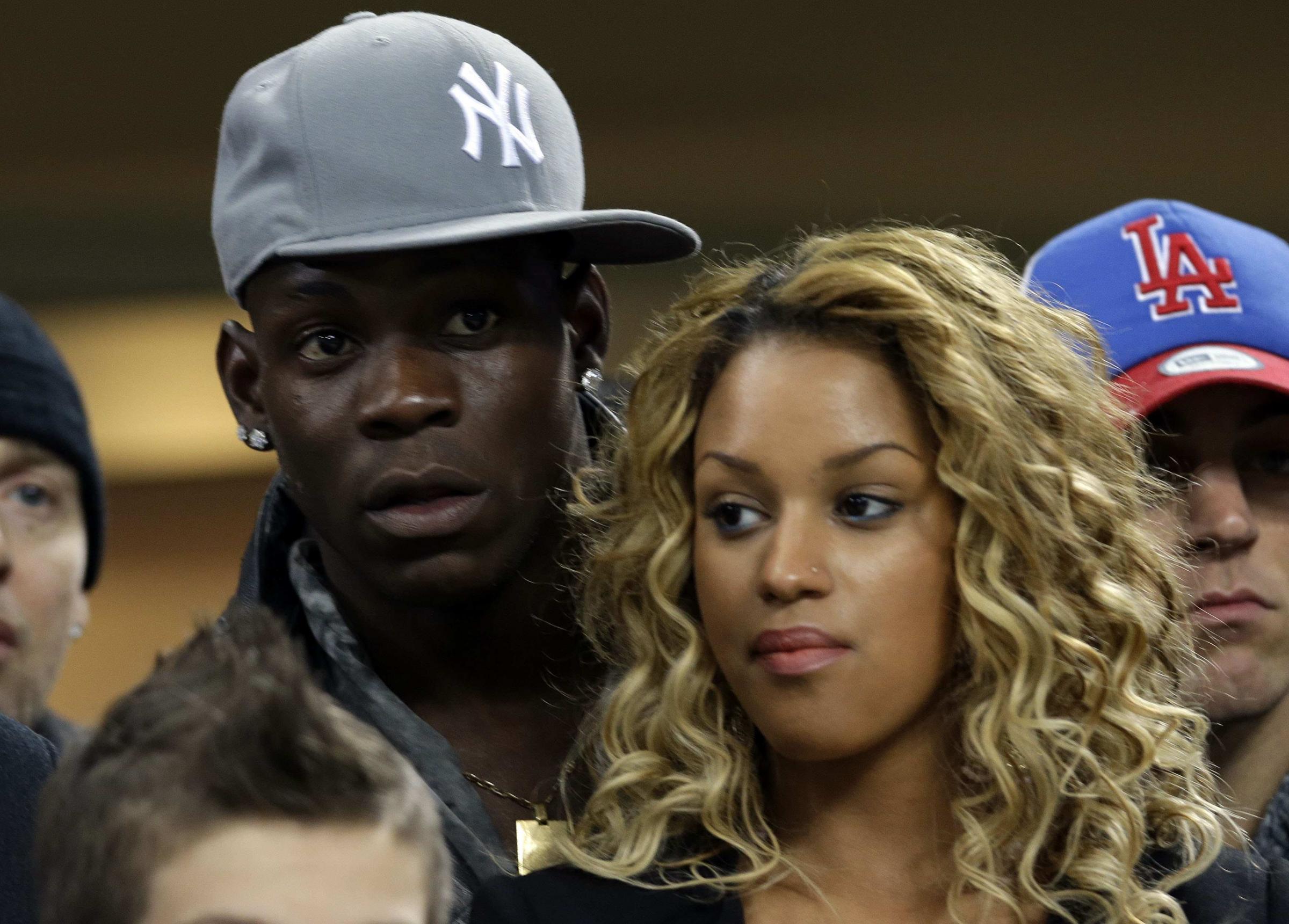 Balotelli e Fanny Neguesha sono di nuovo una coppia?