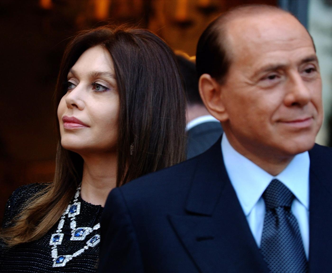 Berlusconi-Lario nessun accordo su assegno mantenimento