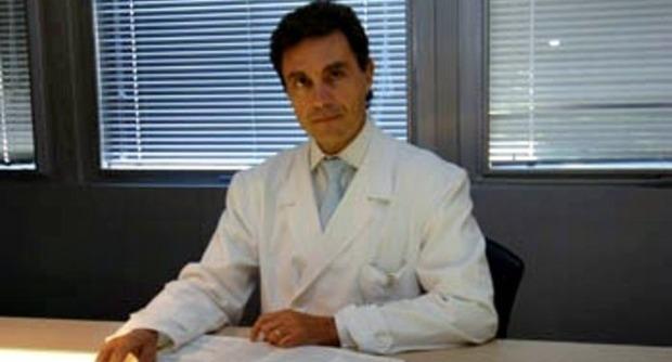 Claudio Giorlandino noto ginecologo agli arresti domiciliari per stalking