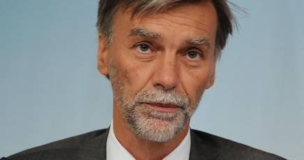 Graziano Delrio è stato nominato ministro delle Infrastrutture