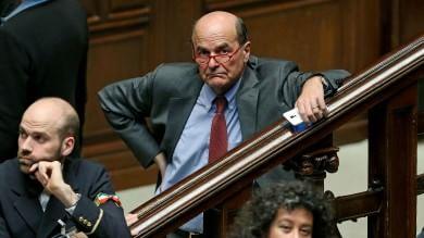 """Italicum, ex segretario Bersani a Renzi """"nessuna ritirata"""""""