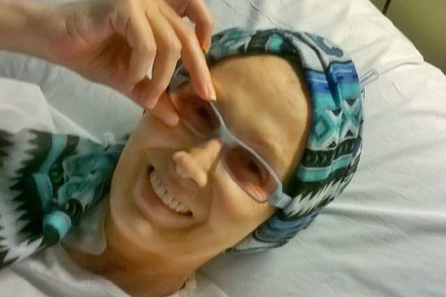 Maurizia Paradiso a Le Iene racconta di essere malata di leucemia
