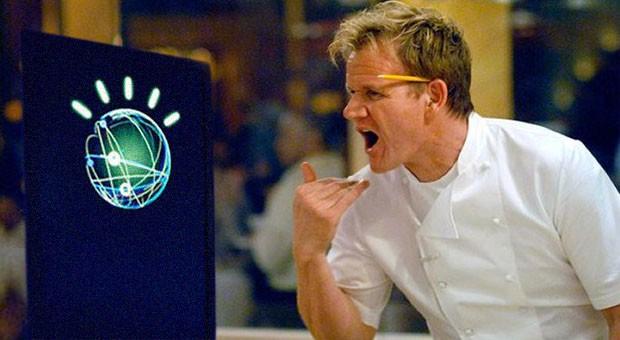 Chef Watson, app che ti aiuta a cucinare