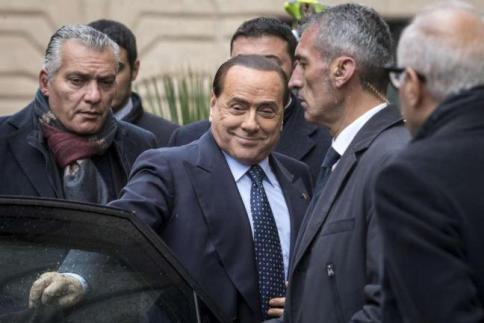 Berlusconi, Forza Italia sarà in futuro come partito repubblicano americano