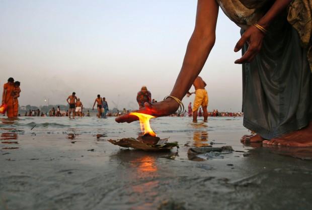 India guru ha decapitato un bimbo di 5 anni per calmare gli dei