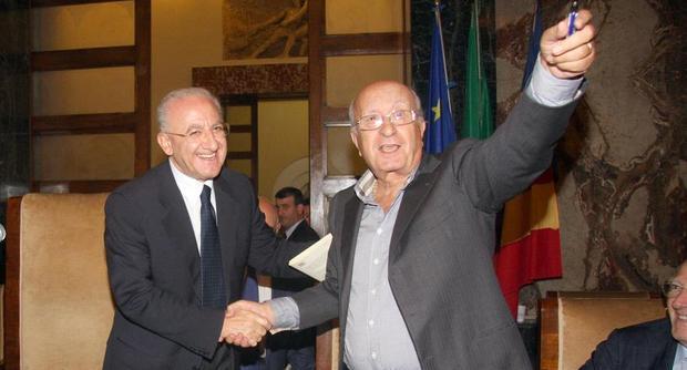 Regionali Campania polemiche per accordo Di Mita – De Luca
