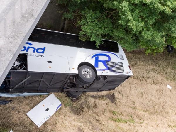 Belgio, incidente di un pullman con 34 bambini britannici, morto un adulto
