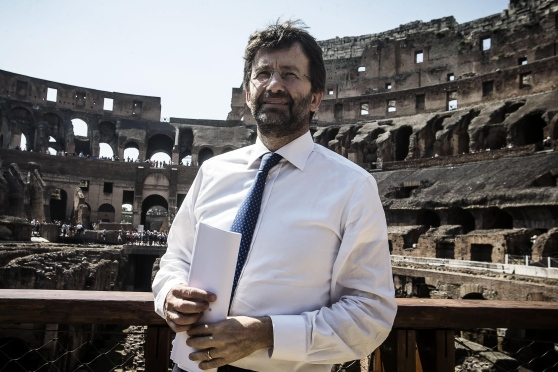 Colosseo, Franceschini 5 anni e 20 milioni per ricostruire la nuova arena