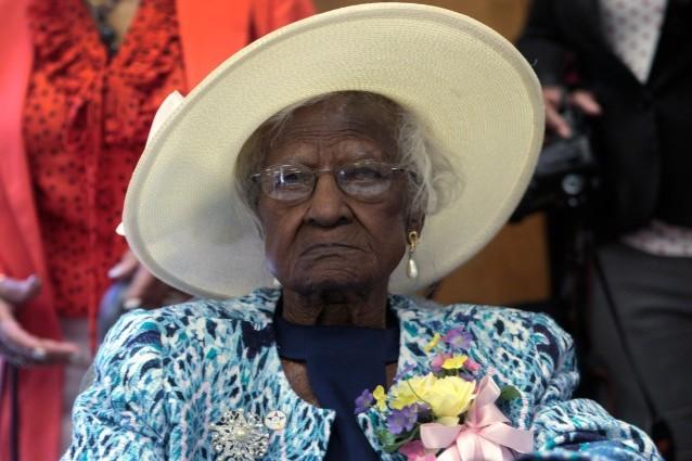 Jeralean-Talley-è-morta-a-116-anni-era-la-donna-più-vecchia-del-mondo