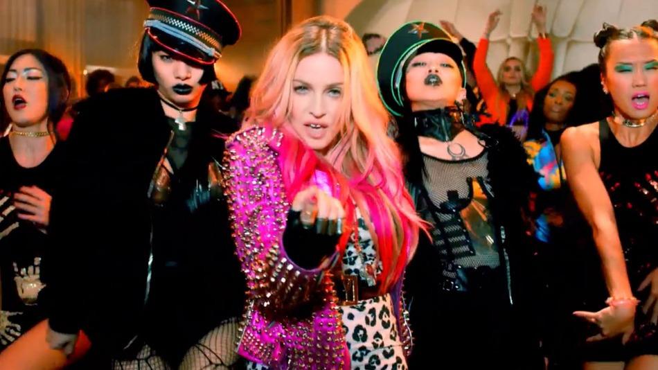 Madonna-nel-video-Bitch-I-m-Madonna-ci-sarà-anche-Miley-Cyrus