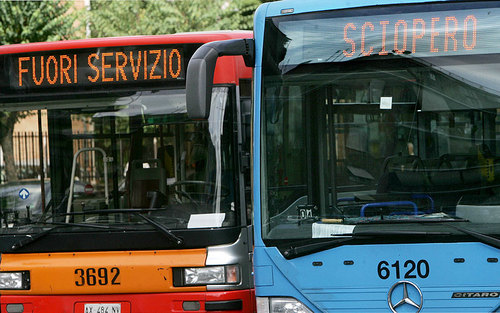Sciopero-mezzi-pubblici-Milano-e-Roma-10-e-11-giugno-ultime-notizie-orari-stop-bus-e-metro