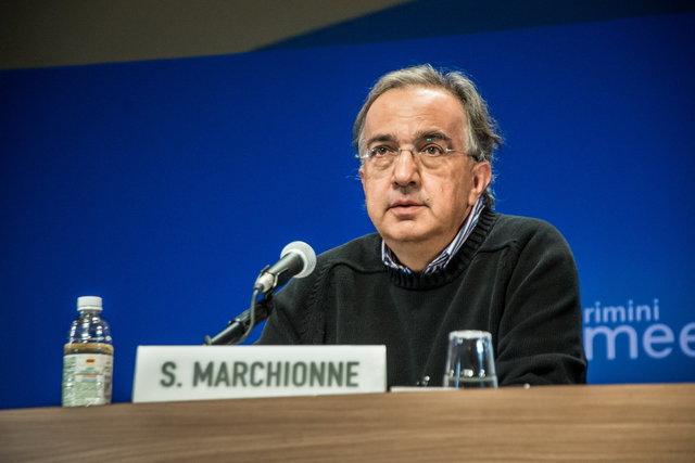 Sergio Marchionne al timone della FCA oltre il 2018