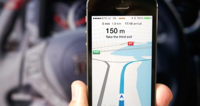 Apple Car a Roma per migliorare il servizio mappe