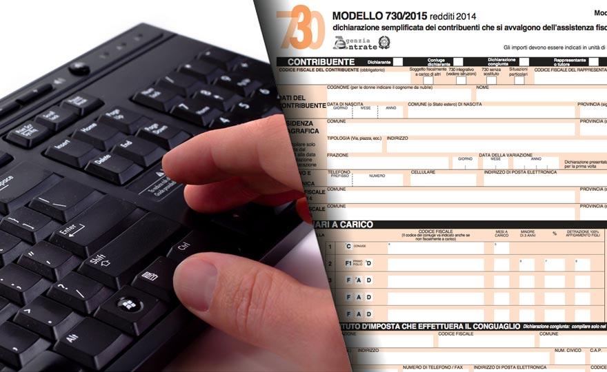 Modello 730 precompilato il tempo per l 39 invio sta per - Termine presentazione 730 ...