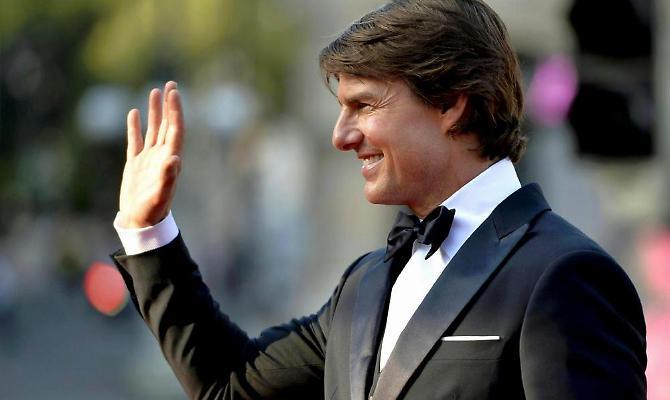 Tom Cruise per la quarta volta si sposa a Marrakech