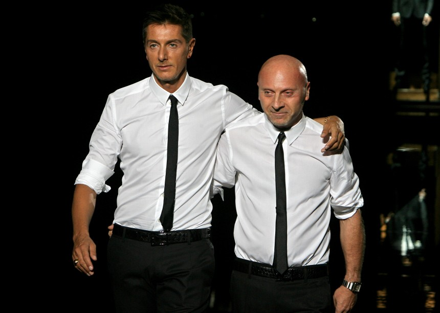 Dolce e Gabbana chiedono scusa per dichiarazioni su famiglie gay