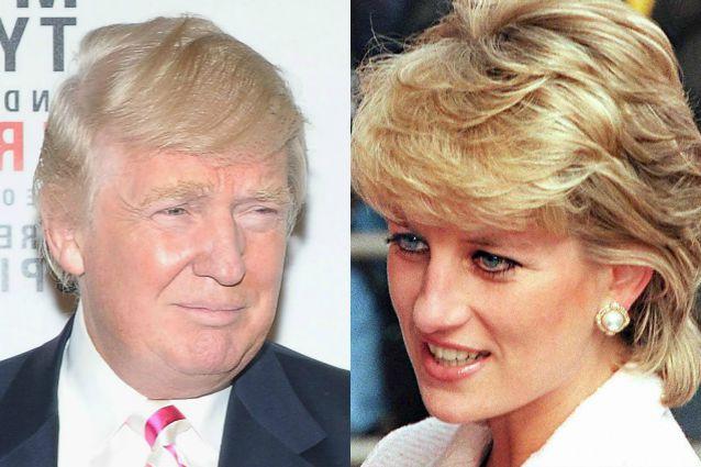 Donald-Trump-stalker-con-la-principessa-Lady-Diana