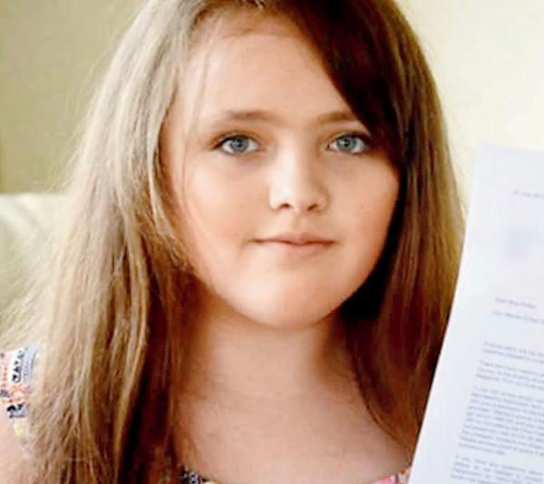 Nicole-Barr-bambina-rom-di-12-anni-è-più-intelligente-di-Einstein