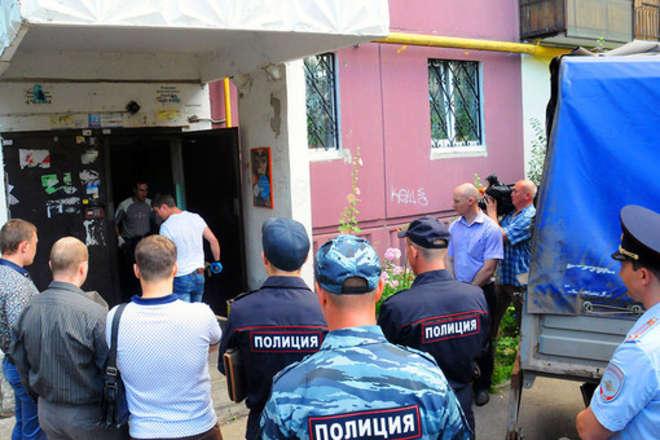 Russia, arrestato uomo che aveva ucciso moglie incinta e sei figli