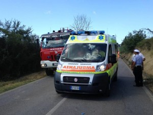 A14-incidente-tra-ambulanza-e-camper-cinque-ragazzi-feriti