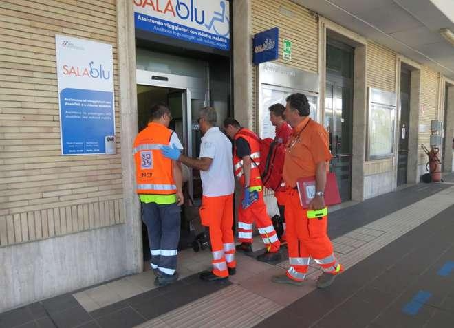 Ancona-principio-di-incendio-su-Frecciabianca-Lecce-Milano-panico-a-bordo