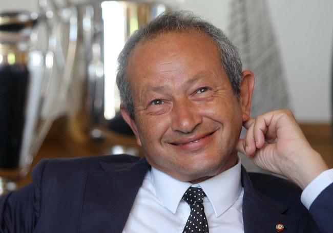 La proposta di Sawiris: un'isola per i migranti