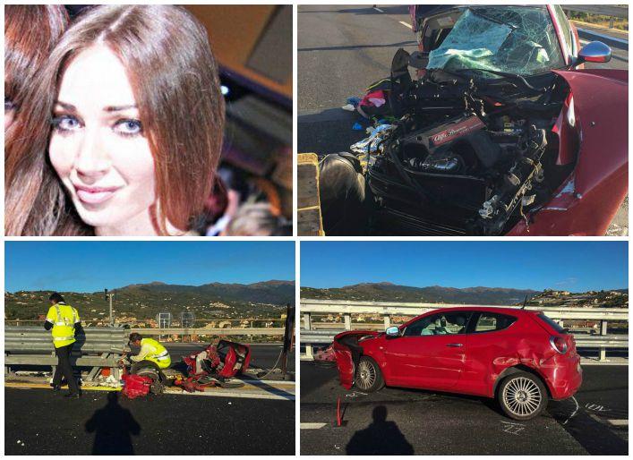 Imperia, guida ubriaco in autostrada donna muore per lo schianto