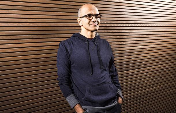 Windows-Ceo-Satya-Nadella-figuraccia-in-diretta-Cortana-non-funziona