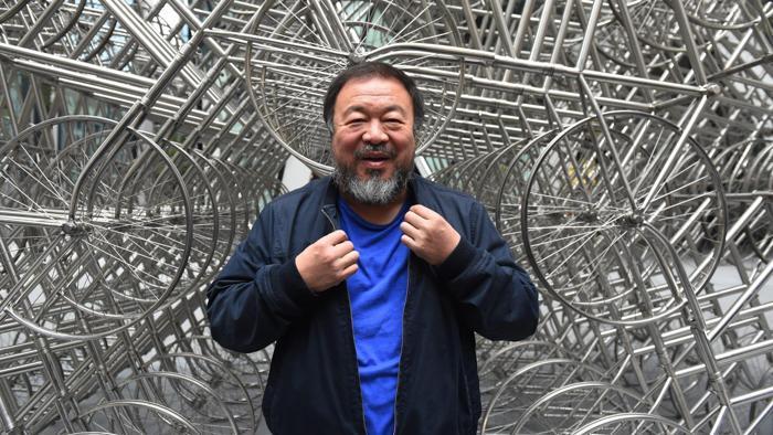 La Lego dice no Ai Weiwei i mattoncini non saranno forniti