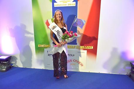 Miss over 2015 è  Rosanna Rizzo di Napoli ha 42 anni