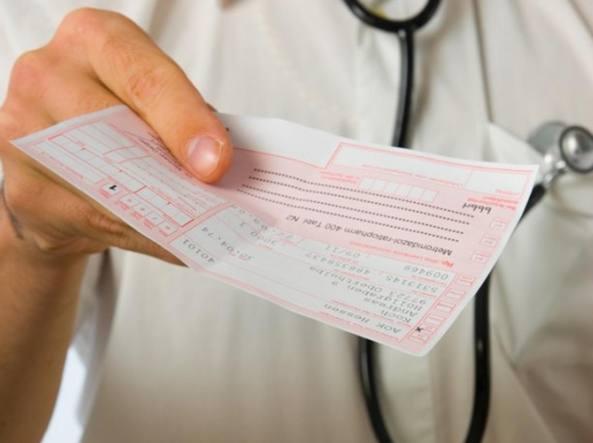 Sanità Lazio da oggi addio alle ricette mediche rosse