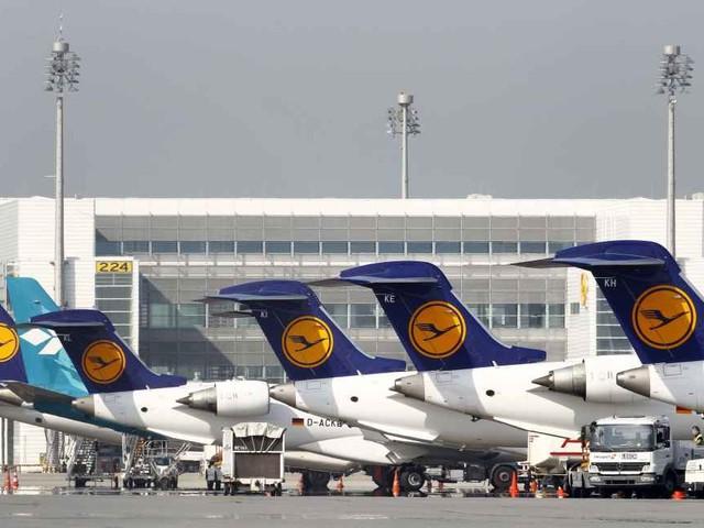 Lufthansa-oggi-nuovo-sciopero-cancellati-929-voli-disagi-in-tutta-Europa