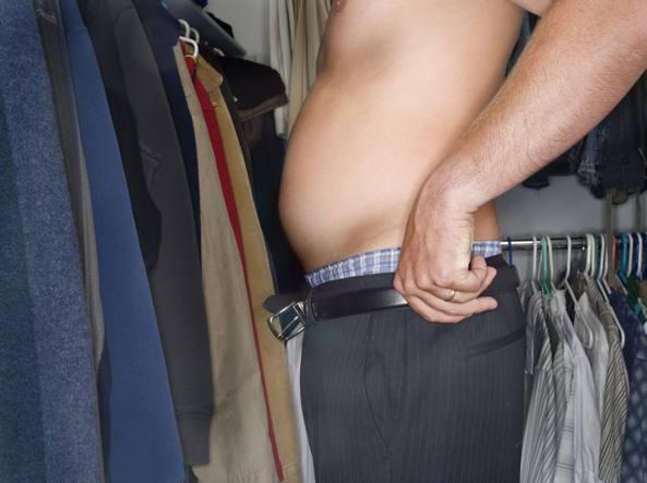 Magri con la pancia è più rischioso di essere obesi