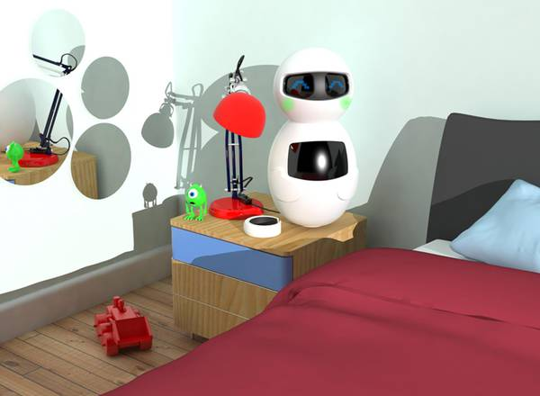 Obesità infantile, arriva You un robot che aiuta a combatterla