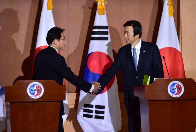 Giappone storiche scuse alla Corea del Sud per le schiave del sesso