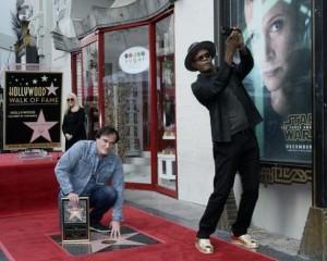 Quentin-Tarantino-la-sua-stella-brilla-sulla-Walk-of-Fame