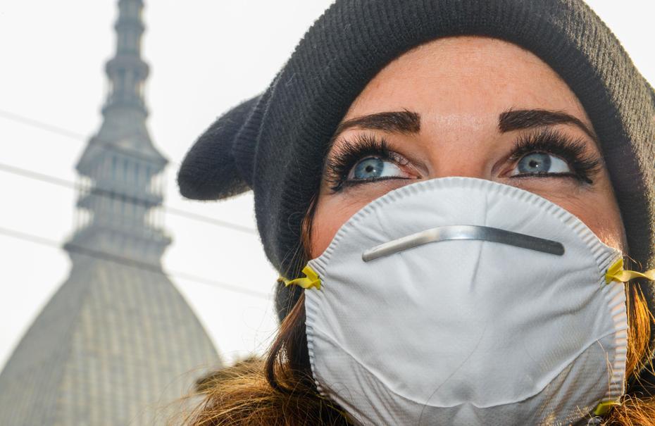 Contro l'emergenza smog nelle città italiane ecco l'eco vernice