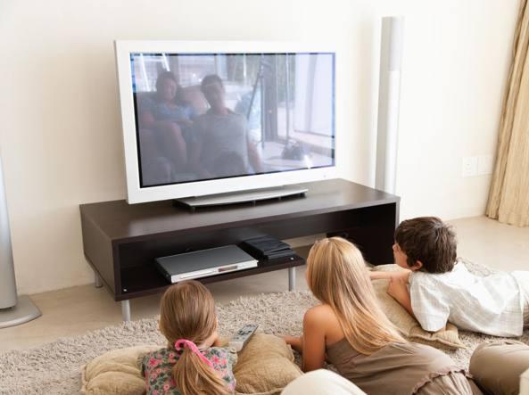 Sedentaria e troppa Televisione da giovani non fanno bene al cervello