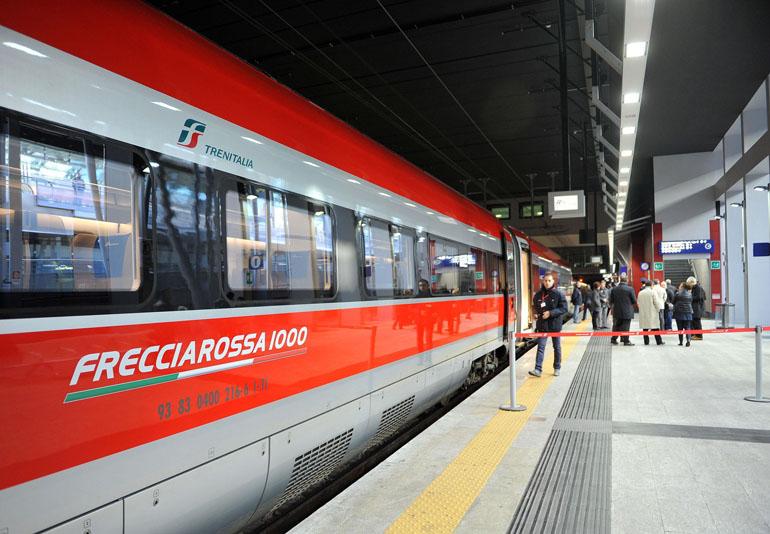 Trenitalia, i nuovi rincari dal 1 gennaio sui trasporti ferroviari