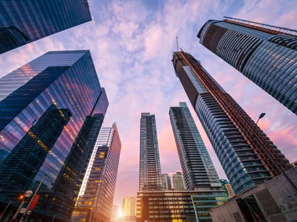 Se si abita nei piani alti di un grattacielo si mette il for Nei piani domestici di terra