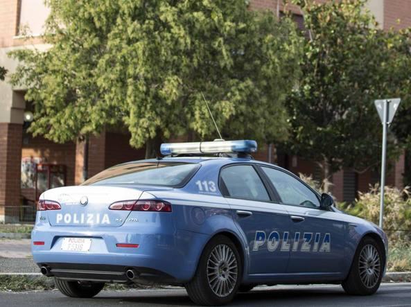 Roma-41enne-va-in-commissariato-e-cerca-di-darsi-fuoco-arrestato