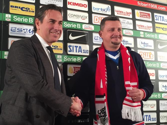 Bari, Camplone dopo la sconfitta contro il Lanciano avrebbe rassegnato le dimissioni